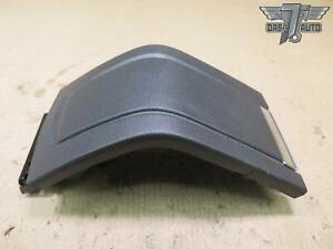 10 14 Ford Mustang Gt Front Center Console Arm Rest Storage Lid Compartment Oem