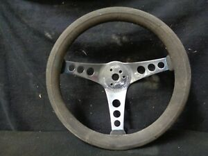 Vintage Hot Rod Steering Wheel 12 Rat Rod Gasser Go Cart Superior Products