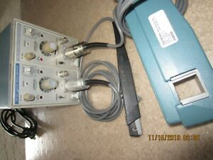 Tektronix Current Probe System Tm502 am503 2 a6302 a6303 Tested working