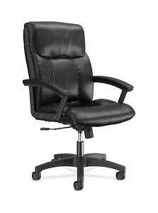 Hon Hvl151 sb11 Leather Executive Chair High back Computer Chair For Office
