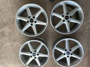 Mahdi Alloy Wheels Made In Japan Good Condition 5 Lugs 17x8 Offset 35