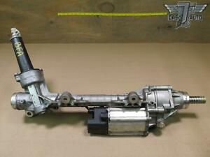 11 16 Bmw F10 Rwd Electric Power Steering Rack And Pinion 6869210 28k Miles Oem