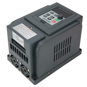 At4 2200x Universal Variable Frequency Drive Converter Motor Inverter 2 2kw