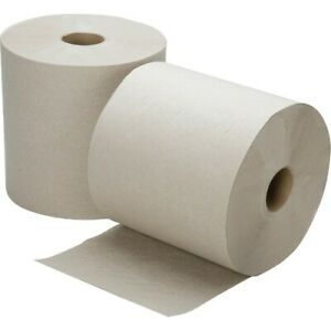 Skilcraft Paper Towel Hardwound 1 ply Natural 6 Rolls nsn5915823
