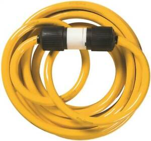 Cci 1381 Electrical Cord 10 Awg Yellow Jacket