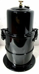 1913 14 Early 1915 Carbide Generator Tank Off Model T Ford Appears To Be Nos