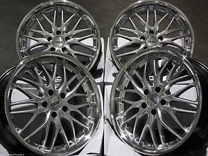 Alloy Wheels X 4 19 Spl 190 For Honda Accord Civic Cr V Crz Hr V 5x114 Models