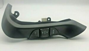06 07 08 Honda Element Steering Wheel Switch Channel Volume Control Black