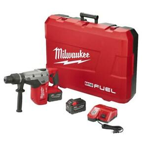 Milwaukee M18 Fuel 18 volt Lithium ion Brushless Cordless 1 9 16 In Sds max