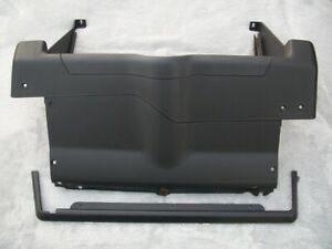 1984 Camaro Berlinetta Steering Column Dash Trim Panel Cover