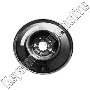 15x4 Solid Refurbished Chevrolet Steel Wheel Black 08016