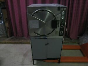 Pelton And Crane Magnaclave Steam Sterilizer With Stand