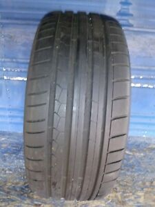 1 Dunlop Sp Sport Maxx Gt Rft 245 35 20 Bmw With 8 25 32nd Tread Left 95 Y