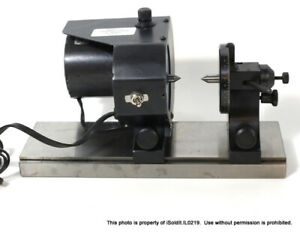 Edttco Electric Grinding Fixture Grinder W Case Center H 3000