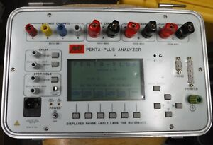 Avo Penta plus Analyzer With Cables Shown Free Shipping