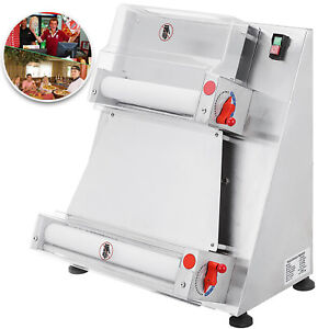 15 7inch Electrical Pastry Press Machine 40cm Bread Molder Dough Sheeter