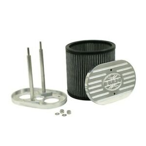 Billet Air Cleaner Assembly For Idf Hpmx 6 Tall Dunebuggy Vw