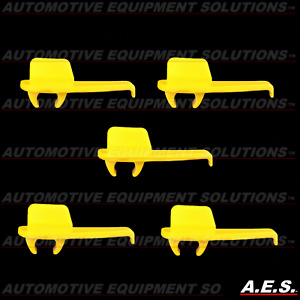 Accuturn Tire Changer Machine Mount Demount Head Inserts Sm101608