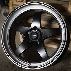 19 Bp Dare F7 Alloy Wheels Fits Honda Accord Civic Cr V Crz Hr V 5x114 Models