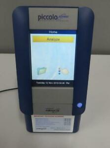 Abaxis Piccolo Xpress Portable Point Of Care Blood Chemistry Analyzer V2 1 35