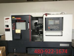 2016 Samsung Sl2500by Cnc Lathe 10 Chuck 3 Bar Capacity Y axis Live Tooling