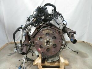 6 0 Liter Engine Motor Lq4 Gm Chevy 35k Complete Drop Out Ls Swap