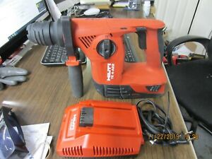 Hilti Te4 a22 Cpc 21 6 volt Cordless Rotary Drill With 5 2 Battery And Charger