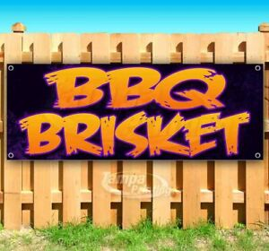 Bbq Brisket Advertising Vinyl Banner Flag Sign Many Sizes Available Usa Barbecue