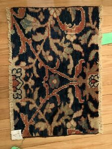 Pers Antique Rug 1900 1 7x2 4 Very Good Condition Wool