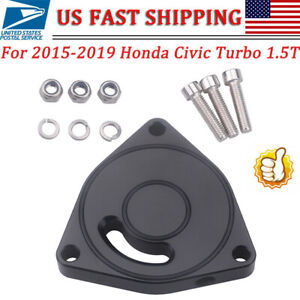 For 2015 2019 Honda Civic Turbo Blow Off Valve Plate Spacer Bov 1 5t Coupe Us