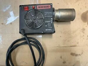 Leister ch 6060 Hotwind Type S Hot Air Blower 230v used Tested