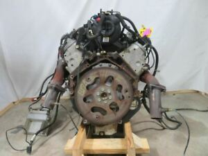6 0 Liter Engine Motor Lq4 Gm Chevy 127k Complete Drop Out Ls Swap