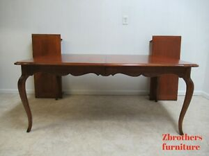 Ethan Allen French Country Dining Room Banquet Table Special Order