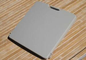 Ford F150 Overhead Console Door 04 08 Sunglass Sunglasses Holder Cover Lt Gray