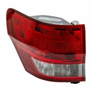 Tyc 11 6428 00 1 Left Outer Tail Light For 11 13 Jeep Grand Cherokee Ch2804100