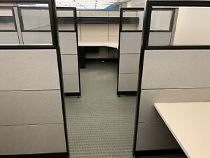 Knoll Reff Cubicles 8 6 X 8 6 Nice Delivery Starting Mid January And Mid Feb