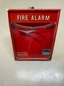 Faraday Coded Pull Station Coder 10501 Fire Alarm