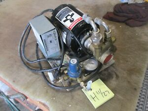Used 1 3 hp Cornelius Timed Carbonator Pump Procon Soda Fountain Free Ship D