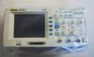 Ds1102d New Rigol Oscilloscope 1g Sr 16 Channels Logic Analyzer 100mhz