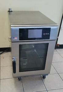 Alto Shaam Ctx4 10e Combitherm Oven With Smoker Element Very Lightly Used