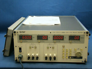 Nf Circuit Design As 288 V3 I3 Relay Tester Power Test Equipment