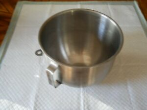 N50 5 Quart Stainless Steel Mixing Bowl For N 50 5 Qt Hobart Mixer