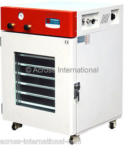 Refurbished Ai 5 Sided Heating 4 4 Cu Ft 20x20x20 Elite Vacuum Oven