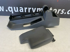 Bmw M3 Center Arm Rest Gray Leather E36 318i Is 323i 325i 328i M3 Sedan