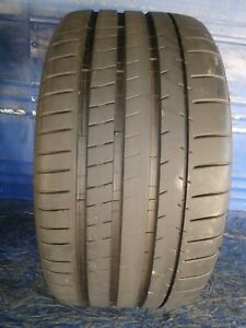 1 Michelin Pilot Super Sport 285 30 Zr20 Bmw With 9 32nd Tread Left 99 Y