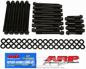 Arp 135 3702 Cylinder Head Bolts Big Block Chevy W Brodix 2 4 Canfield Heads