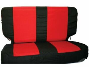 Rear Seat Cover W497jj For Jeep Wrangler Tj 1999 1997 1998 2000 2001 2002