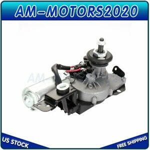 Windshield Wiper Motor Kit For Ford Explorer Mercury Mountaineer 2006 2010 Rear