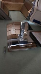Lot Of 4 16 Gauge Stainless Steel 304 Ss Sheet Plate 8 Mirror Finish 6 X 12