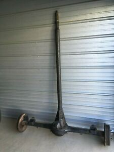 Chevrolet 3100 1 2t Truck Rear Axle Torque Tube Driveshaft 1947 1948 1949 1950